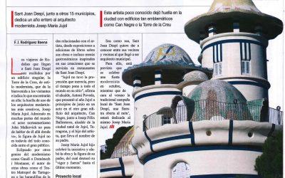 """""""Jujol: el modernisme desconegut del Baix"""""""