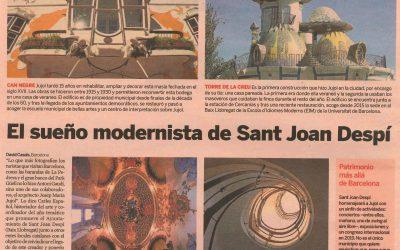 """""""El sueño modernista de Sant Joan Despí"""""""
