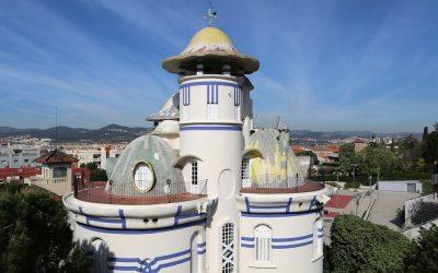La Generalitat proposa incrementar el nombre d'edificis de Jujol que són béns culturals protegits