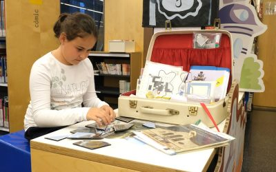 Les biblioteques de Sant Joan Despí dediquen el Concurs de Superlectures a l'Any Jujol140