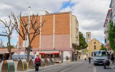 Convocado un concurso artístico para la realización de un gran mural sobre Jujol en Sant Joan Despí