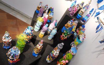 La Escuela Municipal de Arte de Sant Joan Despí presenta una exposición de trabajos inspirados en Jujol