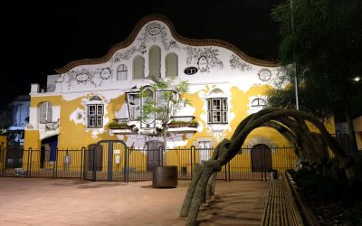 Sant Joan Despí celebra las 'Jornadas Internacionales Jujol' para profundizar en las múltiples vertientes del artista