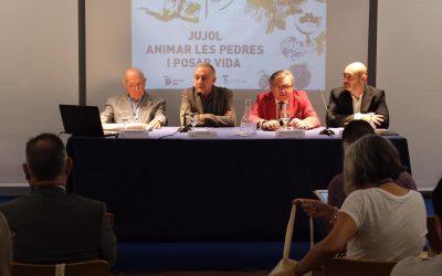Arrancan las 'Jornadas Internacionales Jujol: animar las piedras y poner vida' en Sant Joan Despí