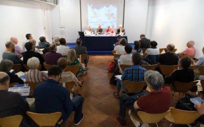 Arrenquen les Jornades Internacionals sobre Josep Maria Jujol